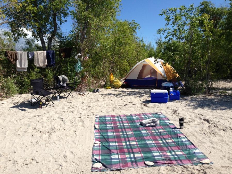 camps Manitoba nudist